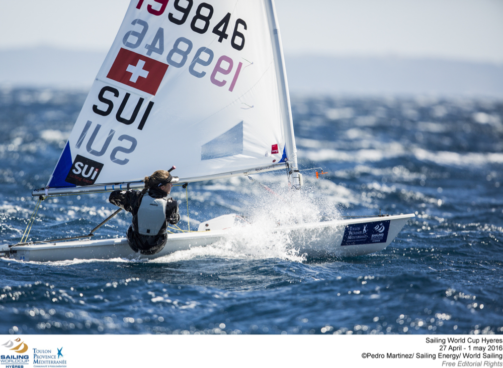 Sailing World Cup Hyeres TPM