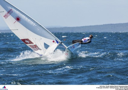 2016 Aon Youth Sailing World Championships