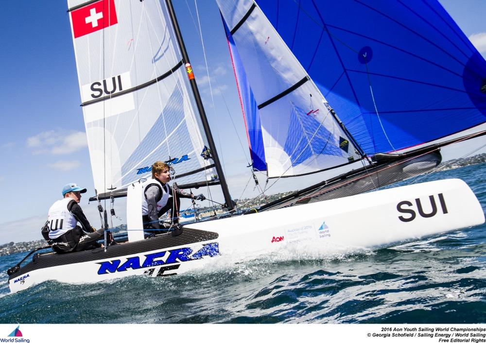 2016 Aon Youth Sailing World Championships