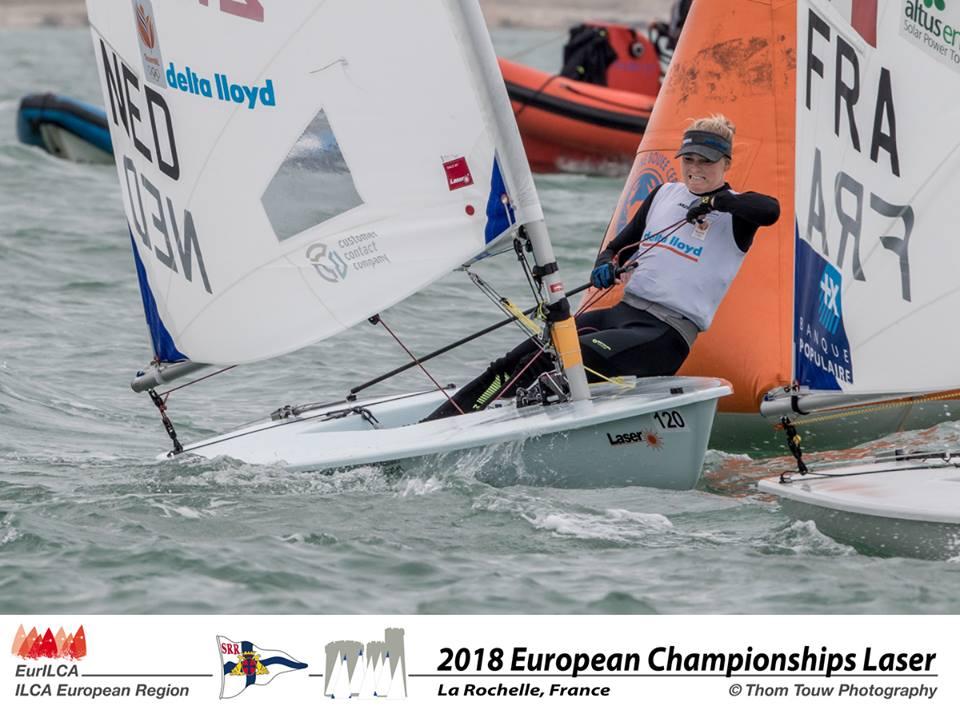 Laser Radial & Standard - European Championship - La Rochelle FRA - Final results