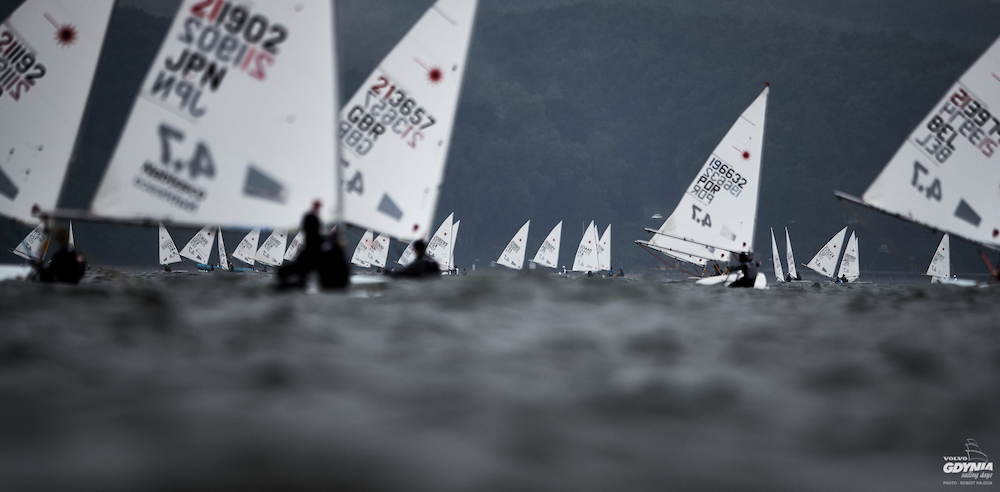Laser 4.7 - Youth World Championship 2018 - Gdynia POL - Day 3