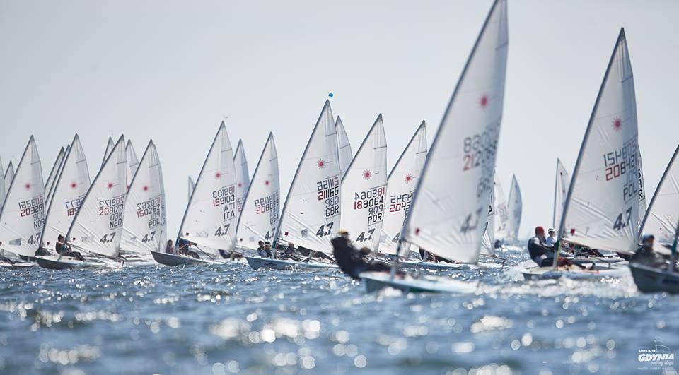 Laser 4.7 - Youth World Championship 2018 - Gdynia POL - Day 4