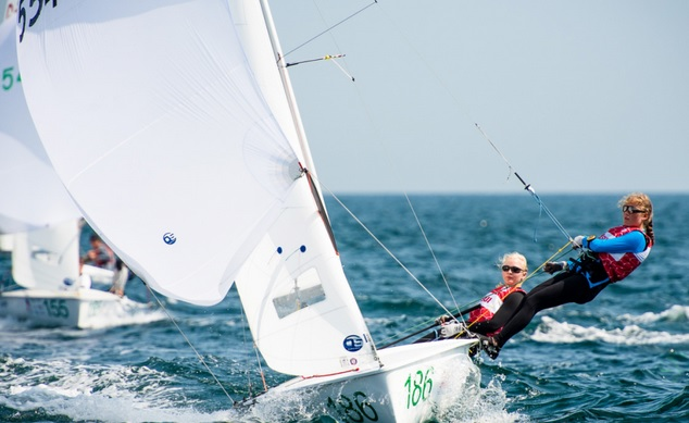 420 - World Championship 2018 - Newport RI, USA - Day 3