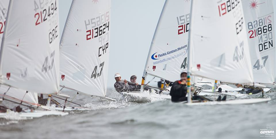 Laser 4.7 - Youth World Championship 2018 - Gdynia POL - Day 5