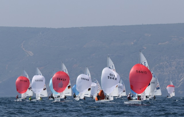 420 & 470 - Junior World Championship 2018 - Sesimbra POR - Final results