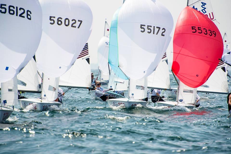 420 - World Championship 2018 - Newport RI, USA - Day 1