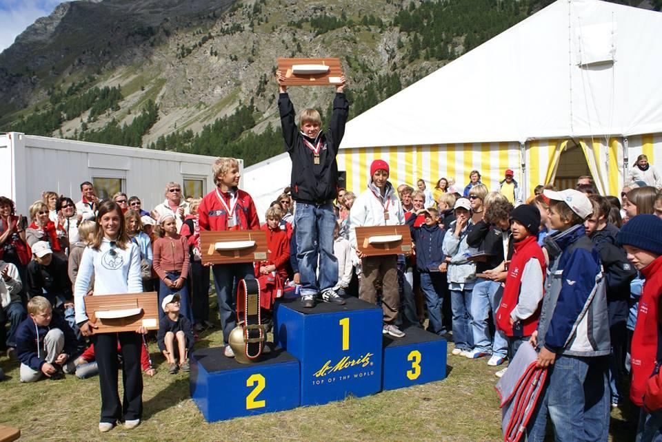 Optimist - Swiss Championship 2018 - Silvaplana SUI - Final results