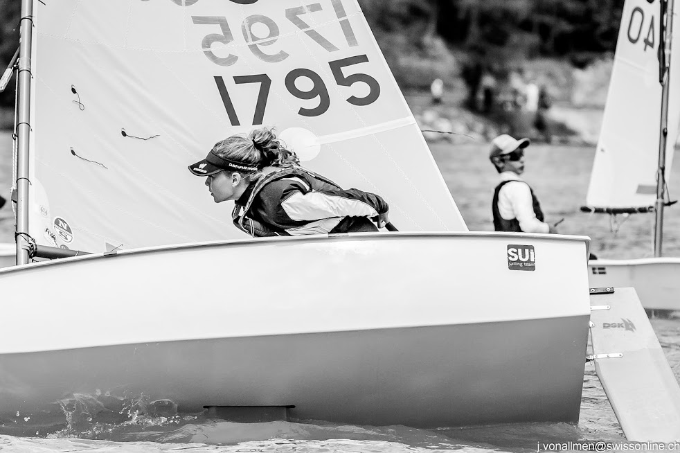 Optimist - Swiss Championship 2018 - Silvaplana SUI - Day 2