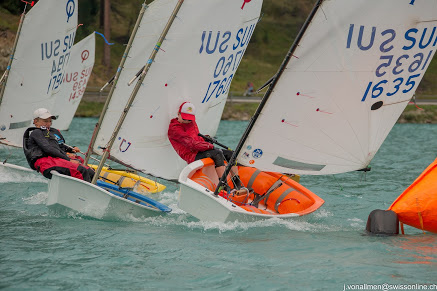 Optimist - Swiss Championship 2018 - Silvaplana SUI - Day 1