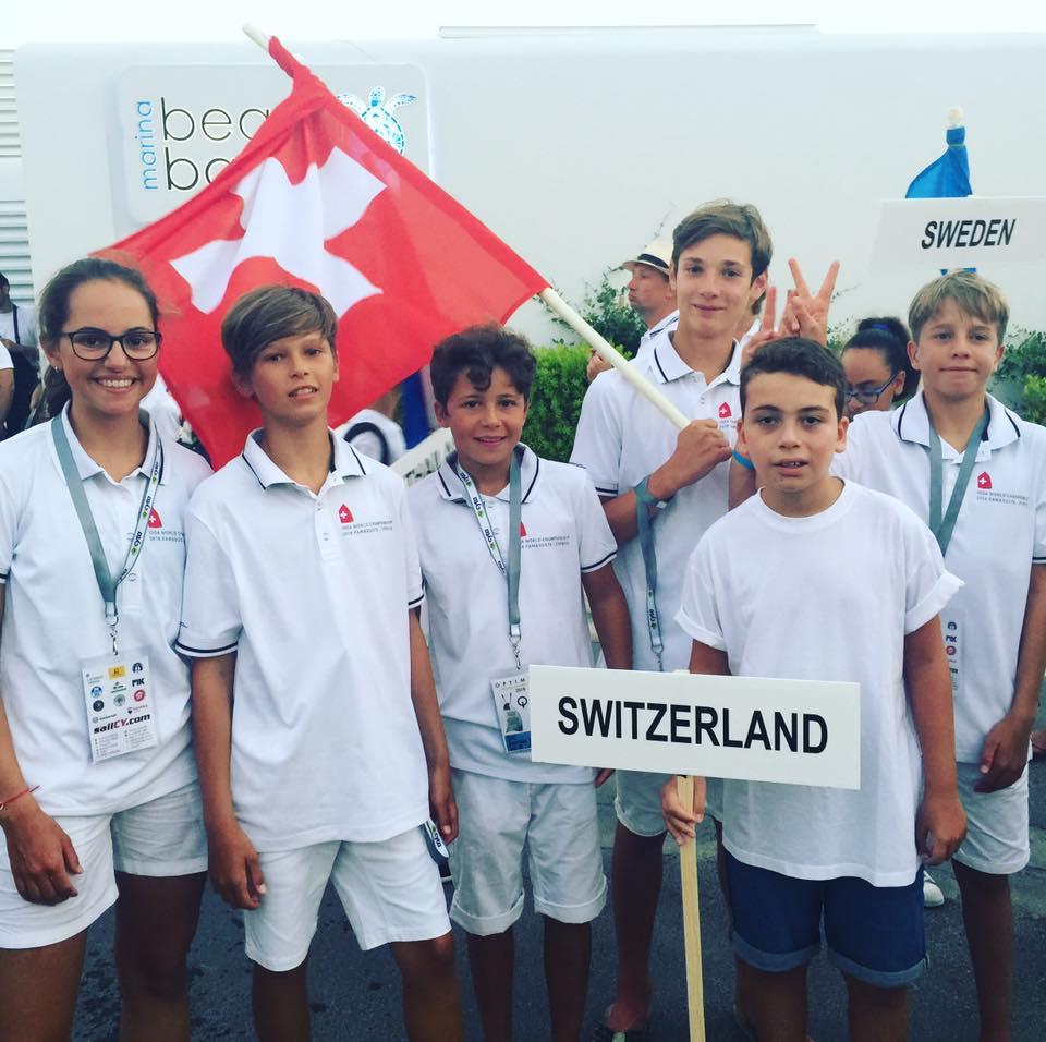 Optimist - World Championship 2018 - Limassol CYP - Premières manches aujourdhui