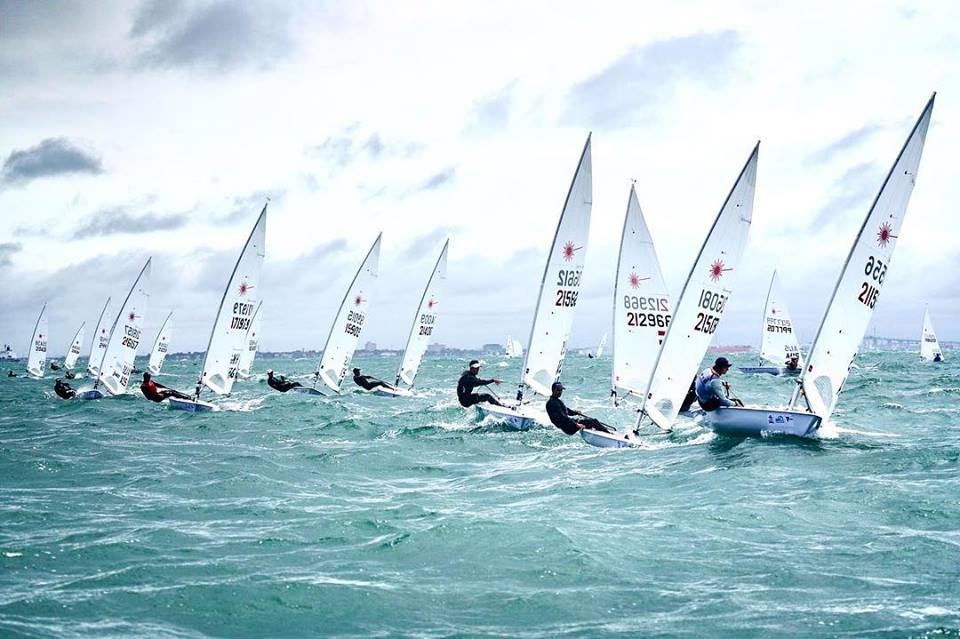 Olympic & Youth Classes - Sail Melbourne - Melbourne AUS - Day 1 - Victoire pour Maud Jayet SUI