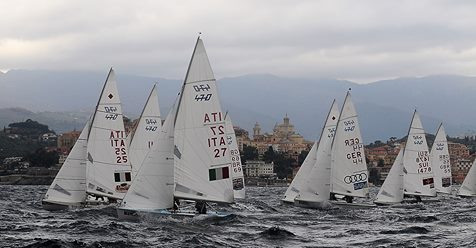 420, 470 - Winter Regatta - Imperia ITA - Final results