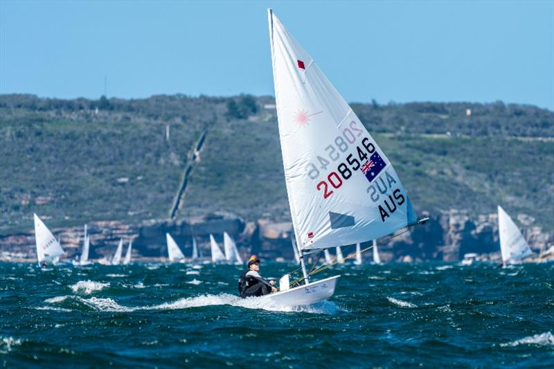 Olympic Classes - Sail Sydney AUS - Day 4