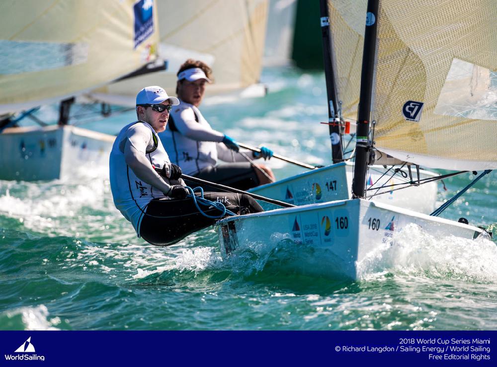 Olympic Worldcup - Miami FL, USA - Day 1 - Bon début pour les Suisses