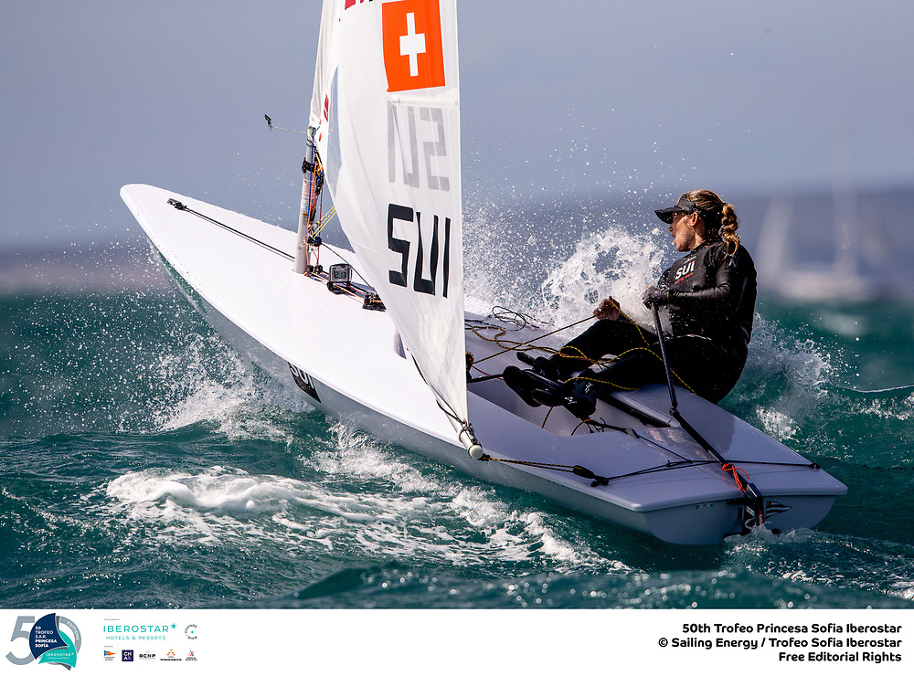 Olympic Classes - Trofeo Princesa Sofia - Palma ESP - Final results - les Suisses