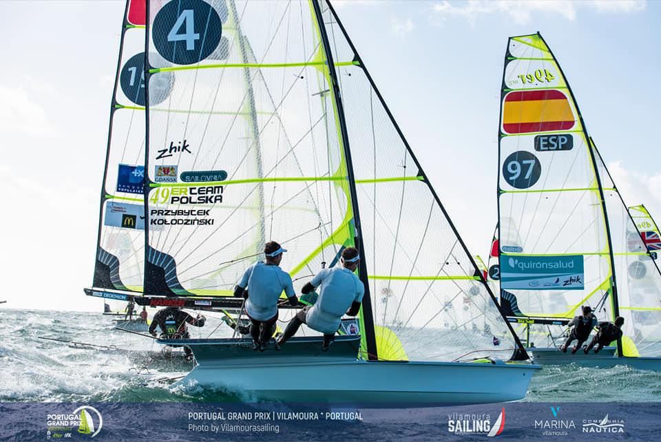 Nacra 17, 49er, 49erFX - Portugal Grand Prix - Vilamoura POR - Final results