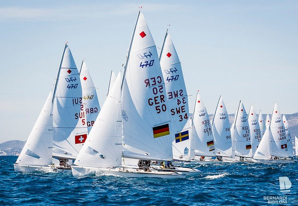 Olympic Classes - Mallorca Sailing Center Regatta - El Arenal ESP - Final results