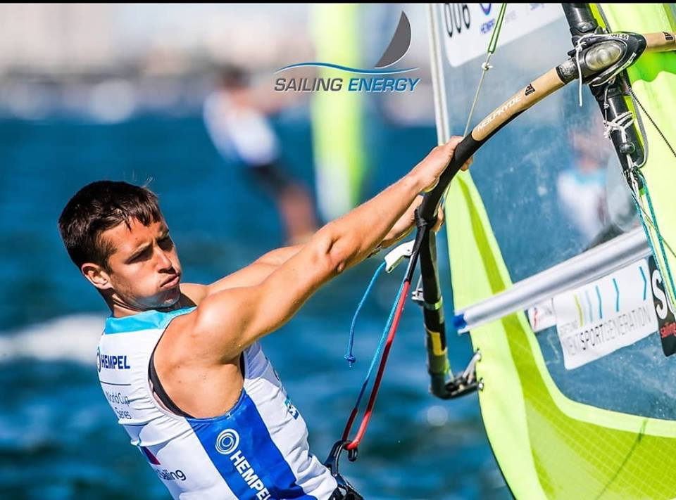 Olympic Worldcup 2019 - Olympic Classes Regatta - Miami FL, USA - Day 2 - Les Suisses