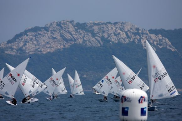 Laser - Championnat de la Méditerranée - Hyères FRA - Final results