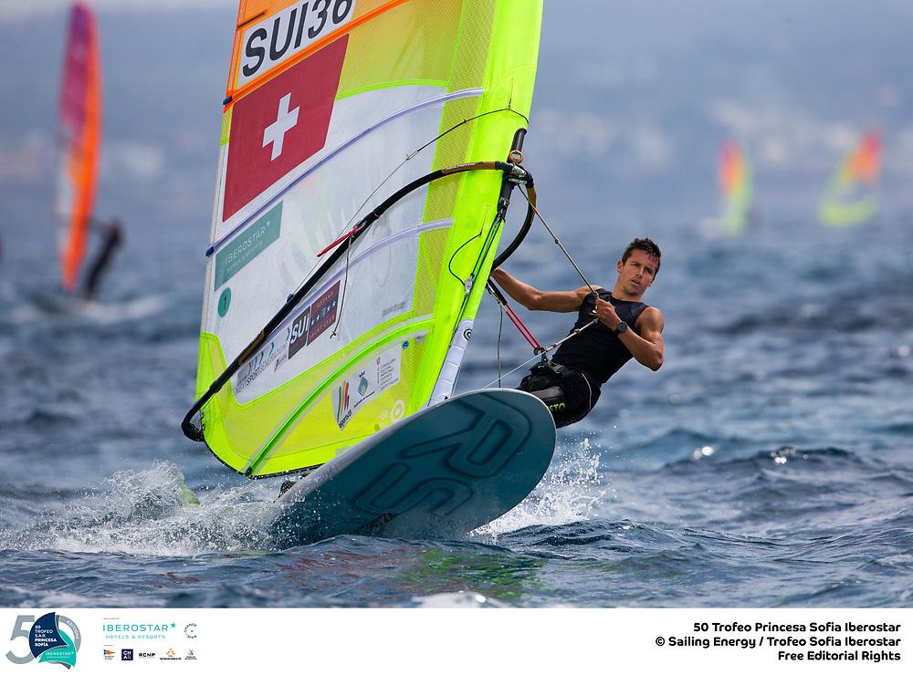 Olympic Classes - Trofeo Princesa Sofia - Palma ESP - Day 4 - Les Suisses