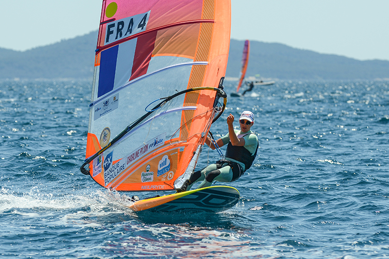 RS:X-Windsurfer - Semaine Olympique - Hyères FRA - Final results