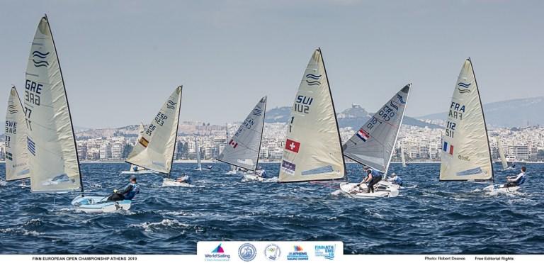 Finn - European Championship 2019 - Athens GRE - Final results