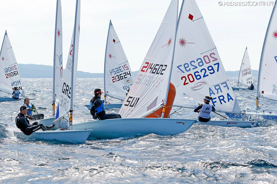 Laser - Europacup 2019 - Act 3 - Hyères FRA - Final results