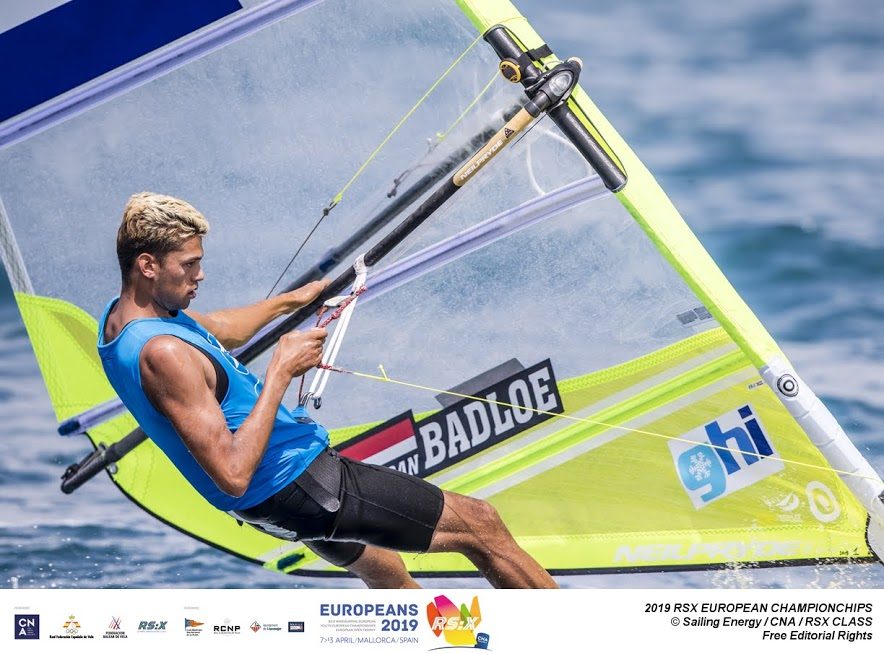 RS:X-Windsurfer - European & European Youth Championship 2019 - El Arenal ESP - Day 4
