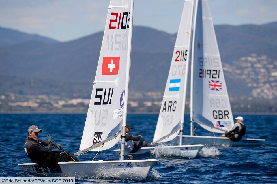 Laser - Semaine Olympique - Hyères FRA - Final results