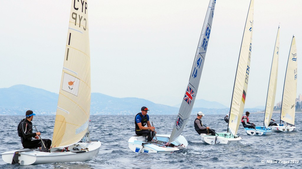 Finn - Easter Regatta - Athens GRE - Final results
