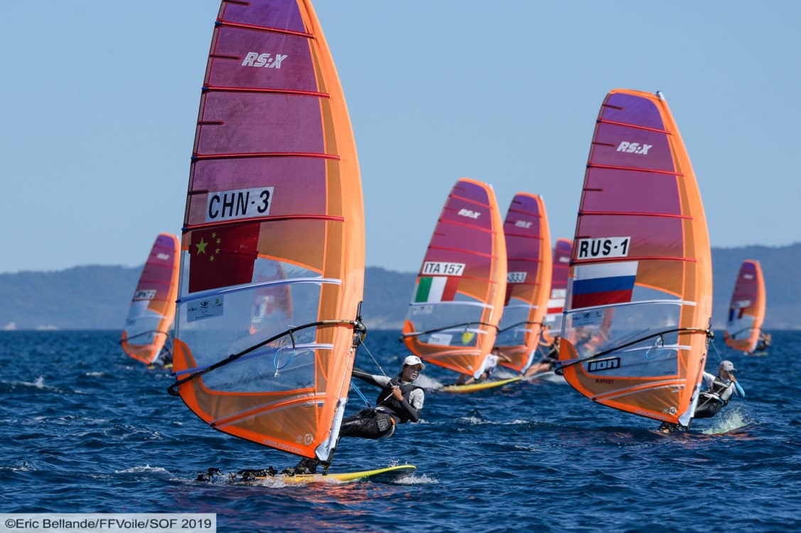 RS:X-Windsurfer - Semaine Olympique - Hyères FRA - Day 5