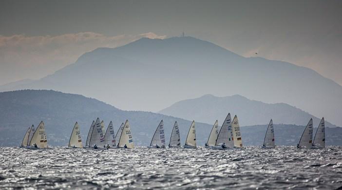 Finn - European Championship 2019 - Athens GRE - Day 5