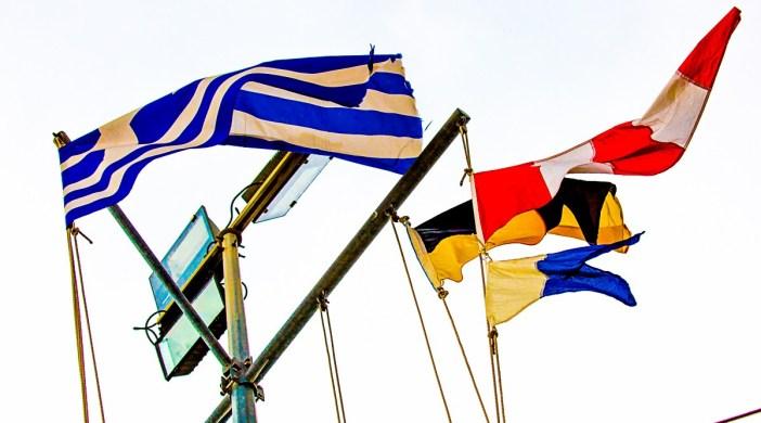 Finn - European Championship 2019 - Athens GRE - Day 1 - No Wind