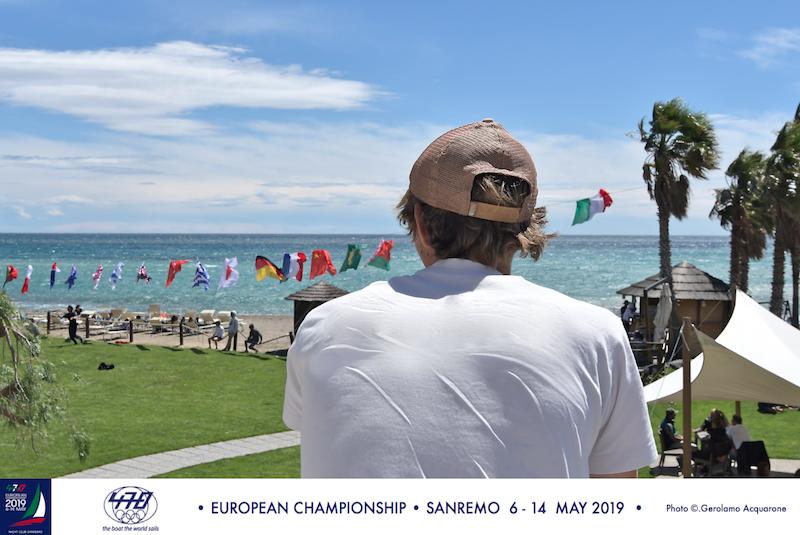 470 - European Championship 2019 - San Remo ITA - Day 5
