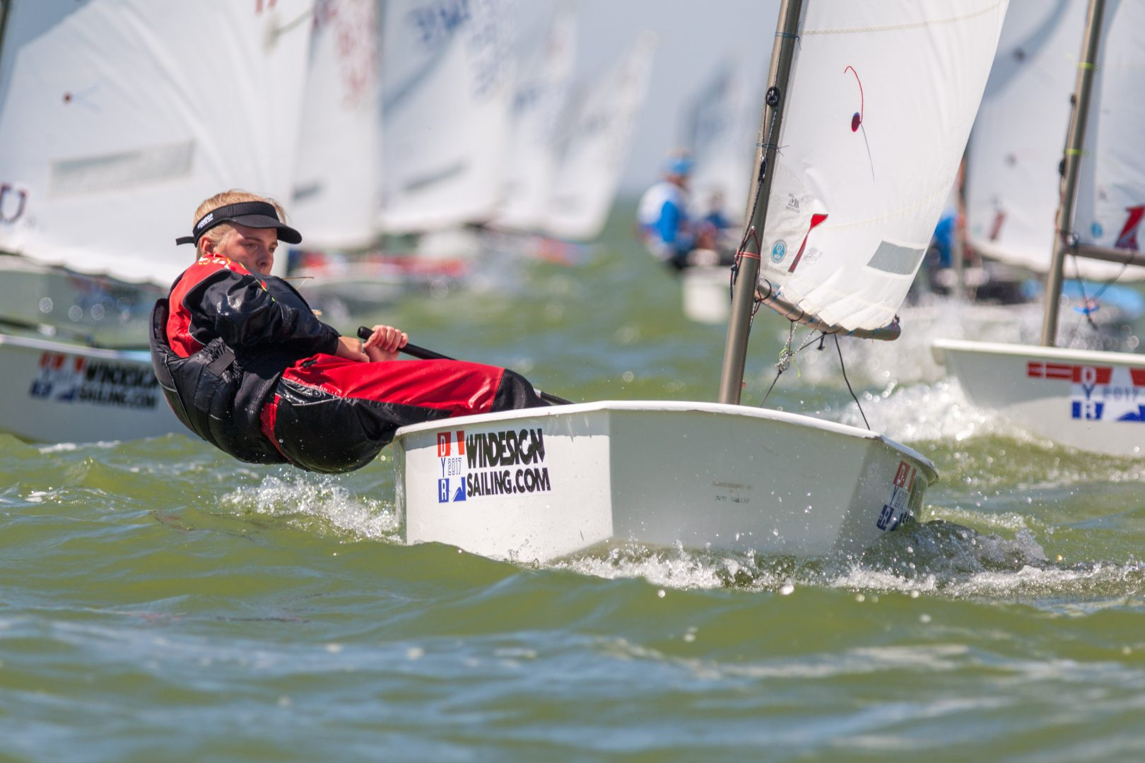 Optimist, Laser, 29er, Nacra 15, var. classes - Dutch Youth Regatta - Workum - Final results