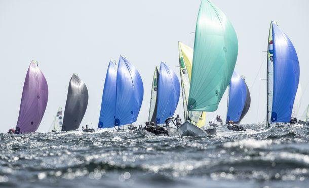 49er, 49erFX, Nacra 17 - European Championship 2019 - Weymouth GBR- Day 3