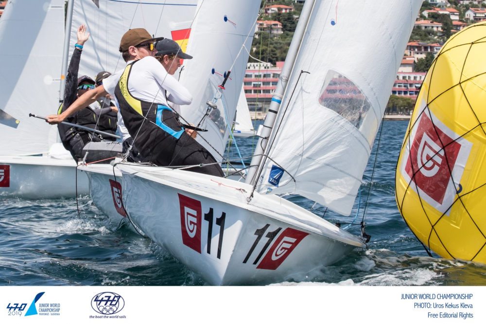 420 - World Championship 2019 - Vilamoura POR