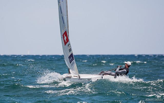 Finn - Silver-Cup (U23-WM)- Anzio ITA - Départ aujourdhui