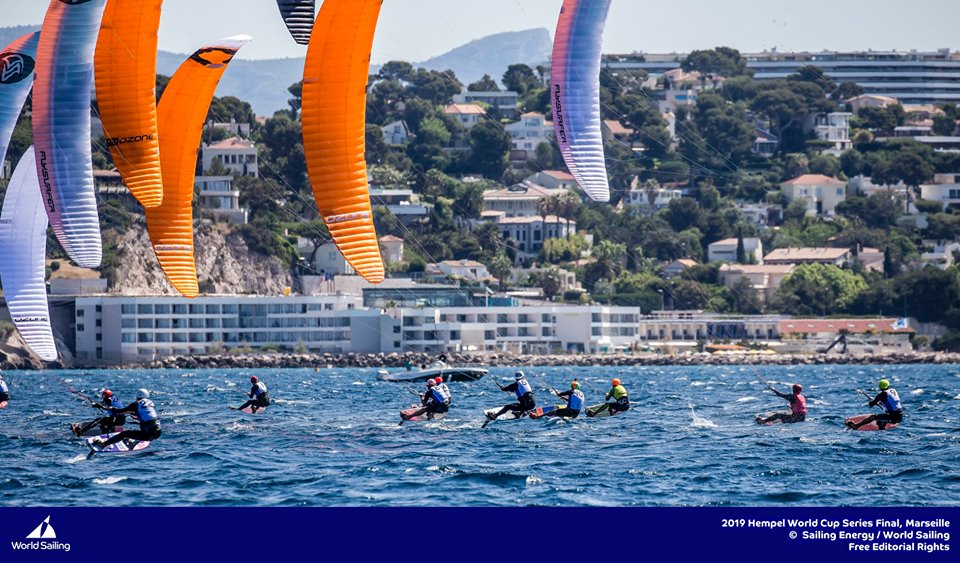 Olympic Worldcup - Finals - Marseille FRA - Day 6