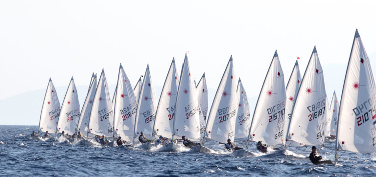 Laser Radial - Youth European Championship 2019 - Athens GRE - Day 3