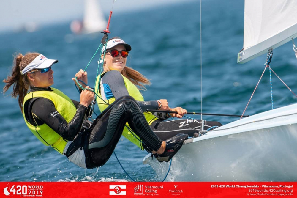 420 - World Championship 2019 - Vilamoura POR - Final results - Gold for ESP, GBR and GRE