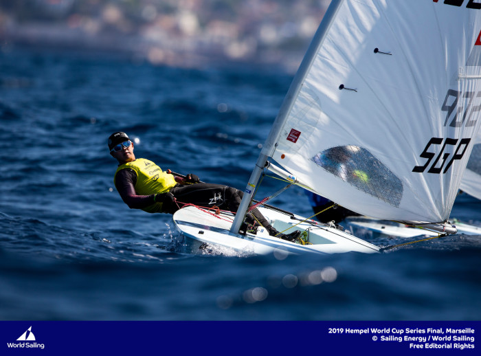 Olympic Worldcup - Finals - Marseille FRA - Day 3