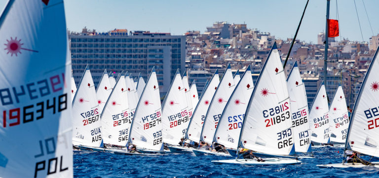 Laser Radial - Youth European Championship - Athens GRE - Day 2