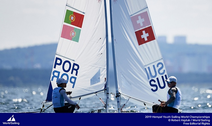 29er, 420, Laser Radial, Nacra 15, RS:X-Windsurfer - Youth World Championship 2019 - Gdynia POL