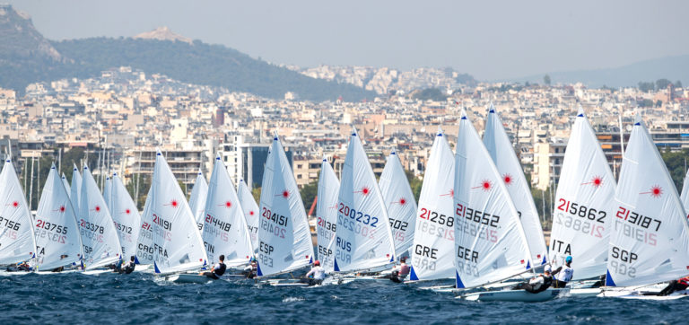 Laser Radial - Youth European Championship 2019 - Athens GRE - Day 5
