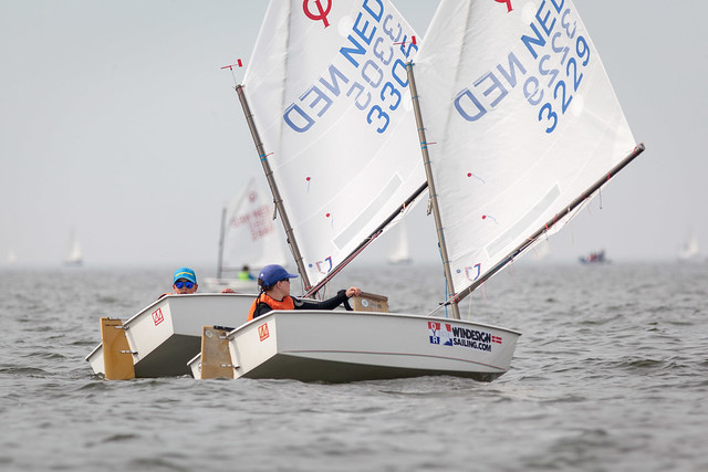 Optimist - Dutch Youth Regatta - Workum NED - Début aujourdhui