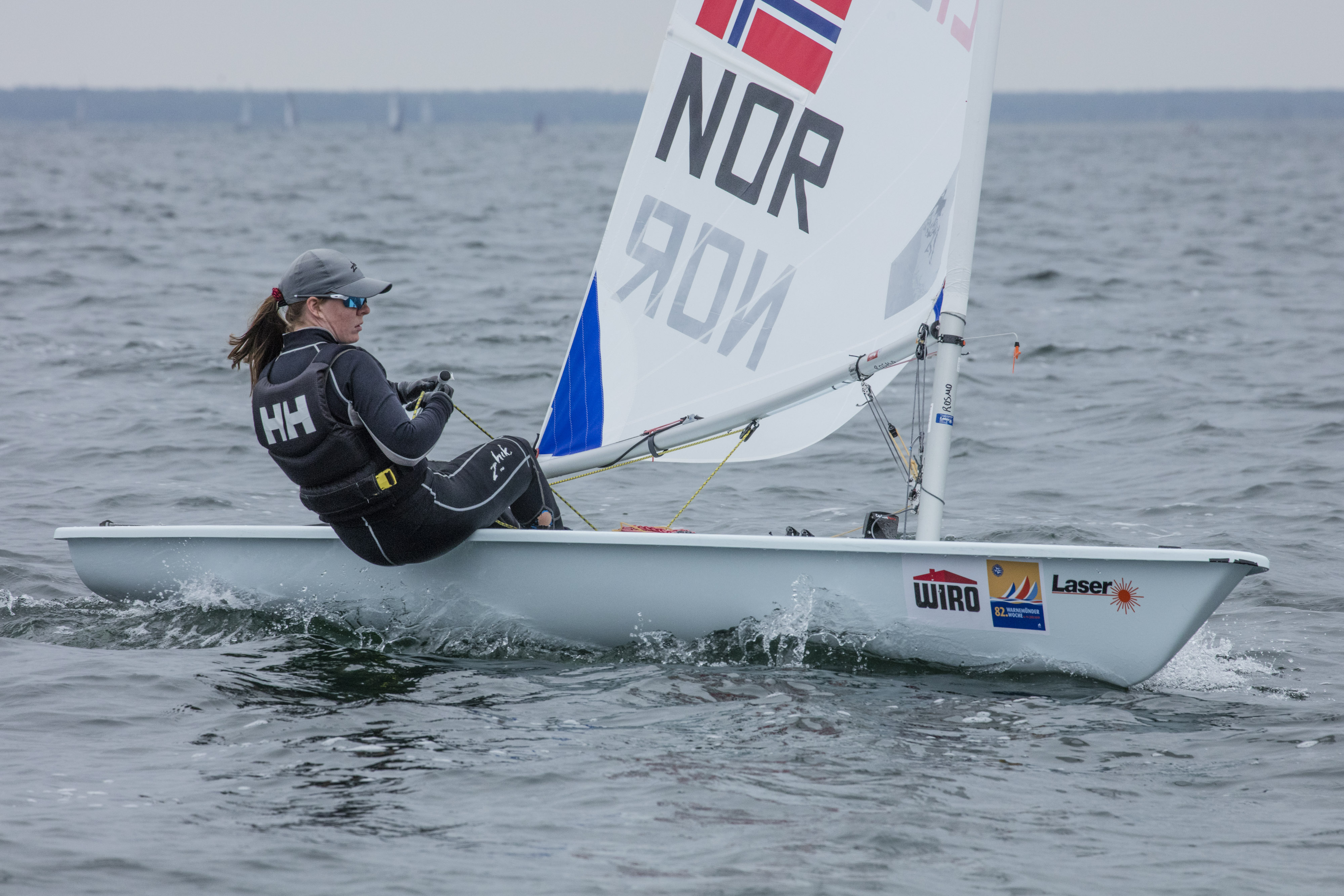 Laser - Europcup 2019 - Warnemünde GER - Final results