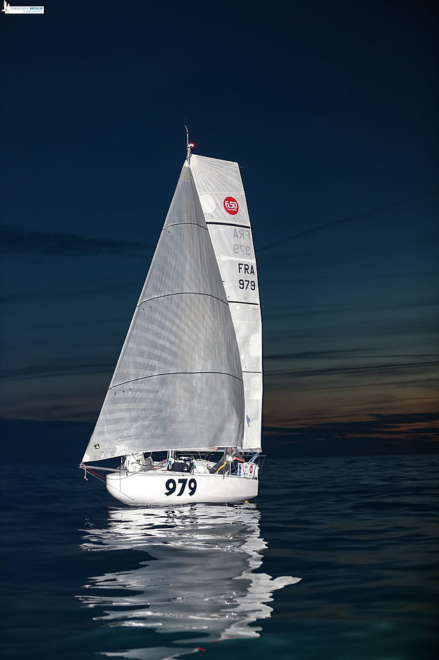 Mini 650 - Transcascogne - Les Sables dOlonne - Leg 2 - Final results