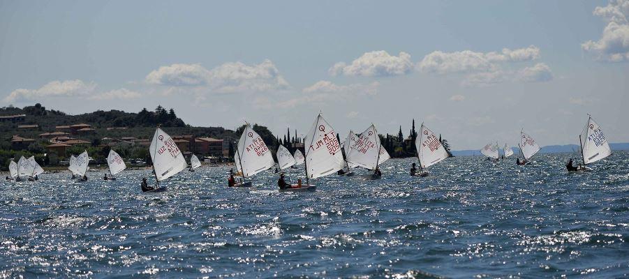 Optimist - Trofeo Simone Lombardi - Malcesine ITA - Day 3