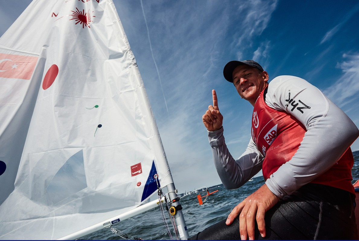 29er, 420. Laser Radial, Nacra 15, RS:X-Windsurfer - Youth Worlds - Gdynia POL - Final results